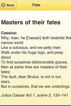 To Quote Shakespeare apk screenshot