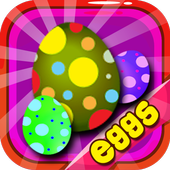 Jurassic Eggs Jump icon
