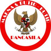 Pancasila (indonesia) icon
