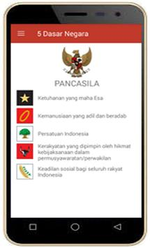 Pancasila (indonesia) apk screenshot