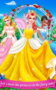 Princess Salon - Magic Beauty capture d'écran 8