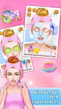 Makeover Salon: Fashion London apk screenshot