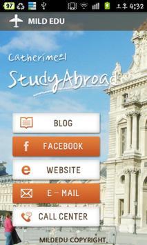 캐서린의 어학연수 이야기 apk screenshot