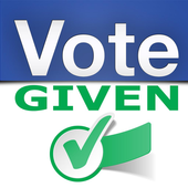 Vote Given - October 21st icon