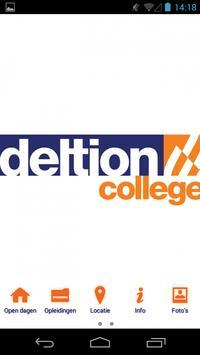 Deltion College poster