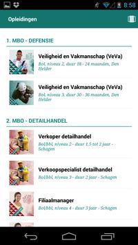 ROC Kop van Noord Holland screenshot 2