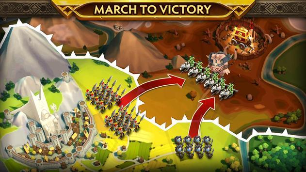 Schermata apk Warlords of Aternum