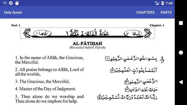 😍 The holy quran arabic/english apk | Holy Quran Free  2019