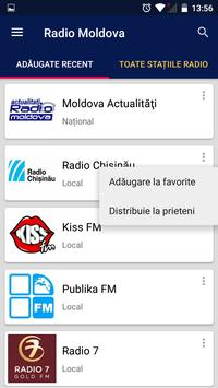 Radio Moldova poster