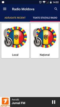 Radio Moldova screenshot 3