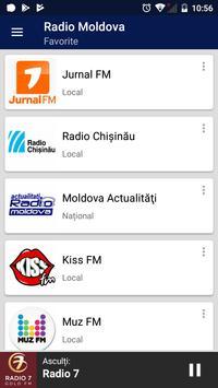 Radio Moldova screenshot 4