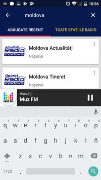 Radio Moldova screenshot 5