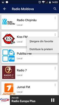 Radio Moldova screenshot 6