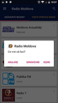 Radio Moldova screenshot 7