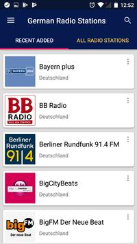German Radio Stations screenshot 1