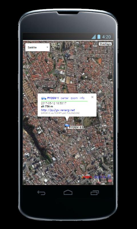 Map APRS for Android - APK Download Aprs Map on