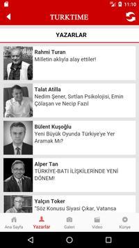Turktime apk screenshot