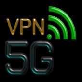 5G VPN icon