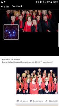 Le Pleiadi Vocalists screenshot 2