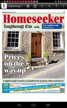 Loughborough Echo Newspaper apk screenshot