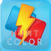 Hunt Color icon