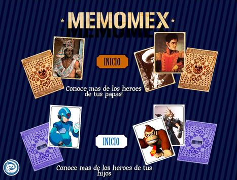 Memomex Historico poster