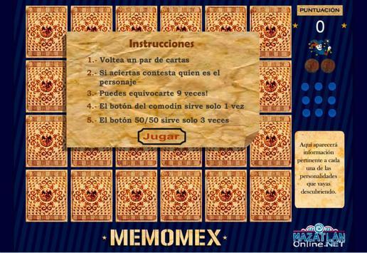 Memomex Historico screenshot 5