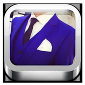 محرر بدلة الرجال icon