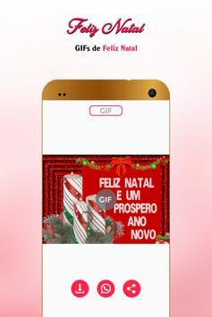 Mensagem de Feliz Natal apk screenshot