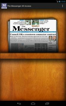 The Messenger All Access apk screenshot