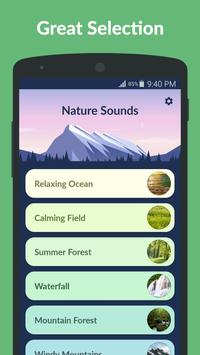 Nature Sounds poster