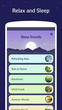 Звуки для сна постер