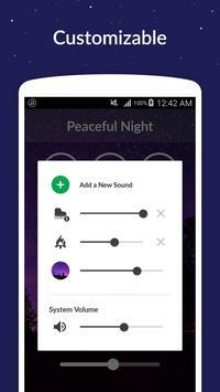 Звуки для сна скриншот 3