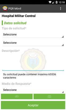 PQR Móvil apk screenshot