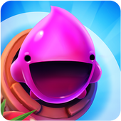 Juicy Jelly Barrel Blast icon