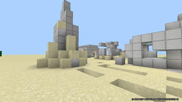 Planetary Confinement MCPE Map screenshot 1