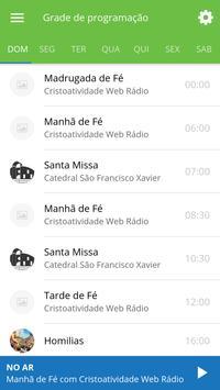 Cristo Atividade Web Rádio screenshot 1
