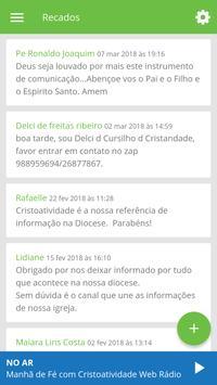 Cristo Atividade Web Rádio screenshot 2