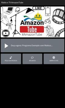 Rádio e TV AmazonTube poster
