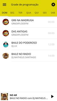 Gr6 Explode FM screenshot 2