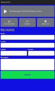 Dracena FM screenshot 1