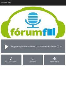 Fórum Fm.com poster