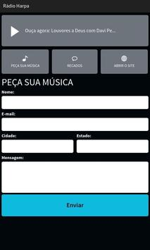 Rádio Harpa apk screenshot