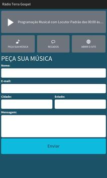 Rádio Terra Gospel apk screenshot