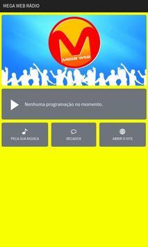 Mega Web Rádio poster