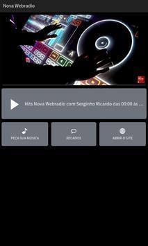 Nova Web Rádio poster