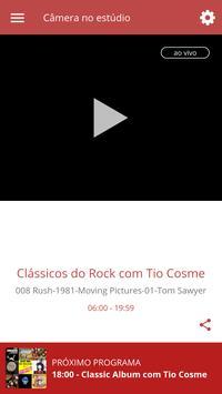 WEB RÁDIO NO MUNDO DO ROCK screenshot 1
