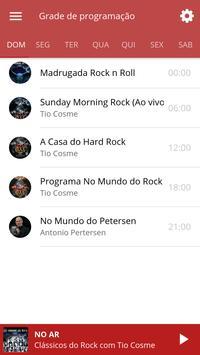 WEB RÁDIO NO MUNDO DO ROCK screenshot 2