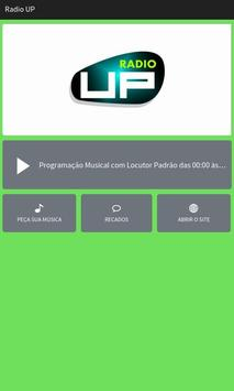 Portal Rádio UP poster