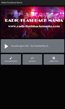 Rádio Flashback Mania poster